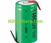 BAT485 Batería recargable RC20/MONO D. NI-MH